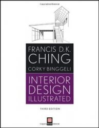 Interior Design Illustrated (3rd Edition)