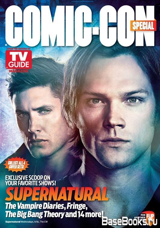 Комиксы сериала Supernatural все 6 выпусков