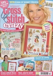 Cross Stitch Crazy №113 2008