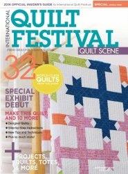 International Quilt Festival — Quilt Scene 2016