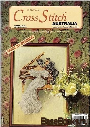 Jill Oxton`s Cross Stitch Australia №13 1994