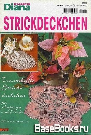 Diana Special Strickdeckchen D 245 1996