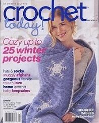 Crochet Today! №1 2007