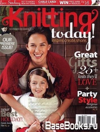 Knitting Today! November/December 2010