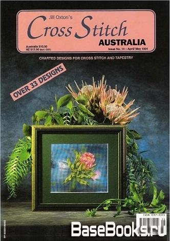 Jill Oxton`s Cross Stitch Australia №14 1994