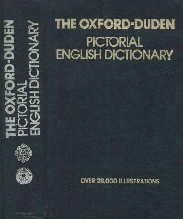 Картинный словарь современного английского языка