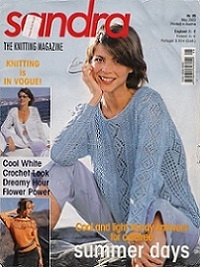 Sandra the Knitting Magazine №5 2003 May