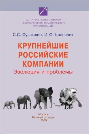 Крупнейшие российские компании. Эволюция и проблемы
