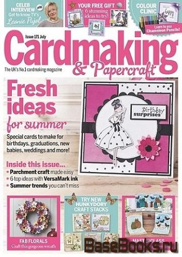 Cardmaking & Papercraft №171 2017