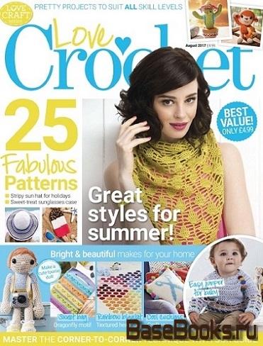 Love Crochet - August 2017