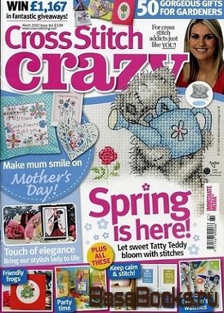 Cross Stitch Crazy №161 2012
