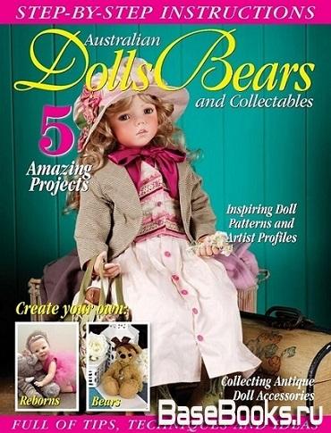 Australian Dolls Bears & Collectables Vol.23 №2 2017