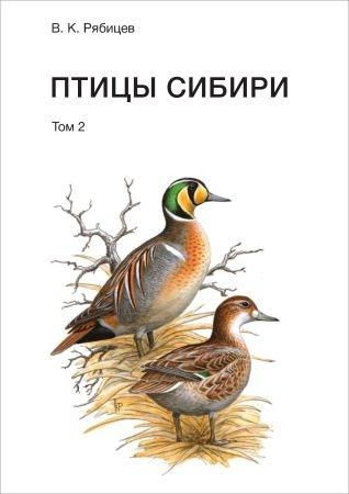 Птицы Сибири: справочник-определитель. В 2-х томах