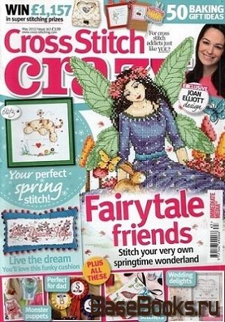Cross Stitch Crazy №163 2012