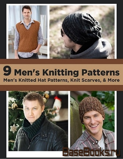9 Mens Knitting Patterns: Mens Knitted Hat Patterns, Knit Scarves, & More