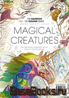 Harmony of Colour Book Thirty Four: Magical Creatures