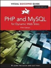php and mysql for dynamic web sites 5th pdf