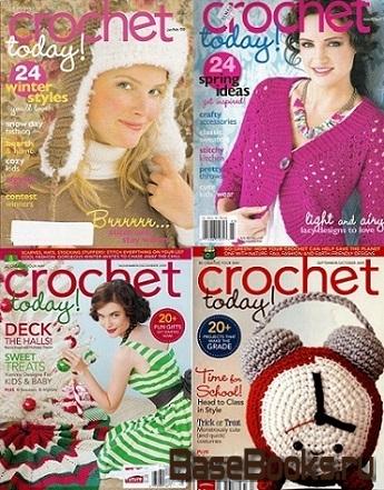 Crochet Today! №1-12 2009