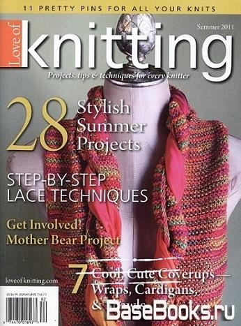 Love of Knitting - Summer 2011