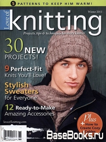 Love of Knitting - Winter 2011