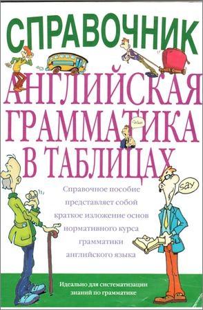 Английская грамматика в таблицах. Справочник