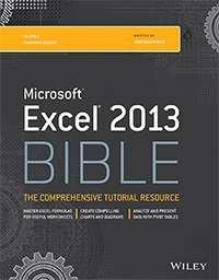 Excel 2013 Bible+examples