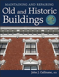 Maintaining and Repairing Old and Historic Buildings