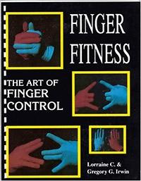 Finger fitness: The art of finger control/Искусство контроля пальцев