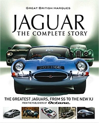 Jaguar: The Complete Story