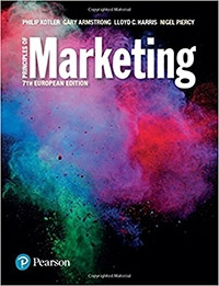 Principles of Marketing, 7th European Edition