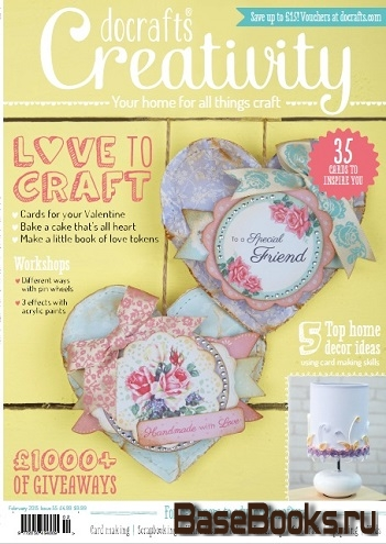 Docrafts® Creativity №55 2015