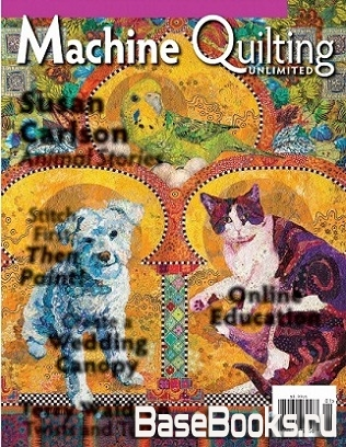 Machine Quilting Unlimited Vol.XVI №1 2016 January/February