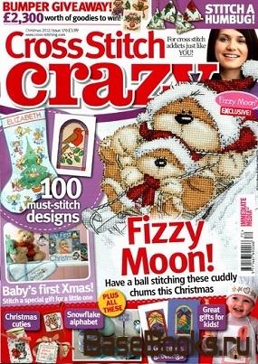 Cross Stitch Crazy №170 2012
