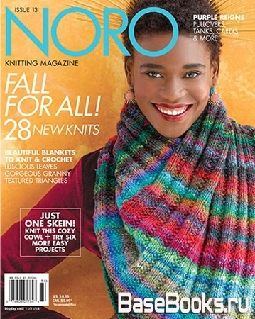 Noro Knitting Magazine Fall/Winter 2018