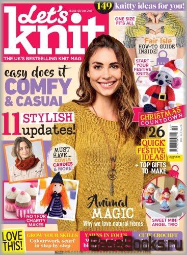 Let's Knit №136 2018