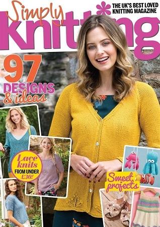 Simply Knitting №177 2018