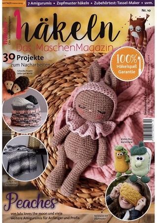 Hakeln das MaschenMagazin №10 2018