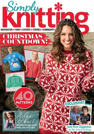 Simply Knitting №178 2018