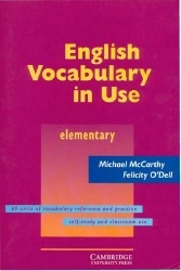 English Vocabulary in Use Elementary 2-nd ed