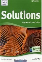 Solutions Elementary ( Student's Book, Workbook, Teacher's Book)