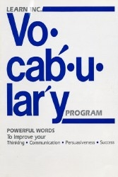 Vocabulary Program Powerful Words