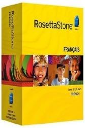 Rosetta Stone v.3.4.5 - French. Level 1-5
