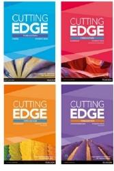 Cutting Edge Education (Starter, Elementary, Intermediate, Upper-Intermediate)