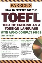 How to Prepare for the TOEFL 11th edition