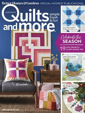 Quilts and More - Winter 2019