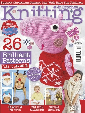 Knitting & Crochet - December 2018