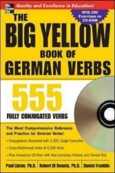 Big yellow book of German verbs