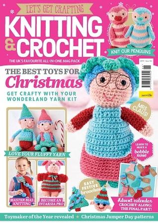 Let's Get Crafting Knitting & Crochet №106 2018