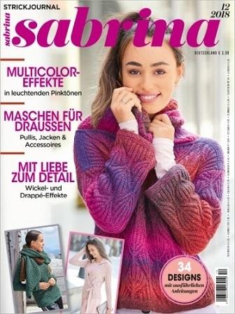 Sabrina №12 2018  (Germany)