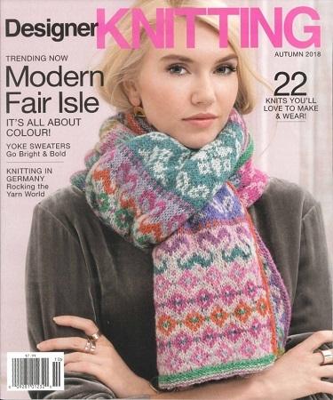 Designer Knitting - Autumn 2018